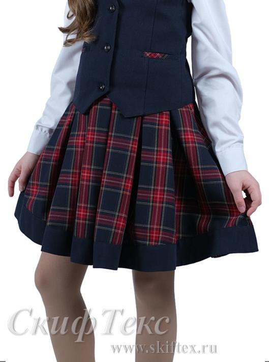 ШК-24 Колледж юбка